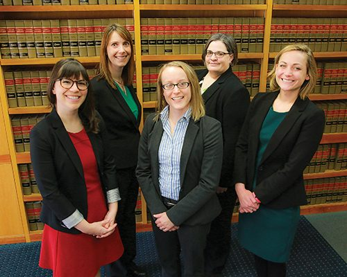 The attorneys at Trans Law Help Wisconsin